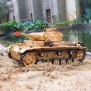 Танка Tauch Panzer III Ausf.H 1:16