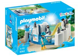 """Набор Playmobil 9062 """"Бассейн с пингвинами"""""""